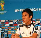 Hasebe apologises to Japan fans