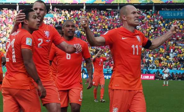 Bookmaker: Kansen Oranje op WK stijgen