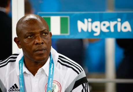 Keshi didn't reject NFF's new contract