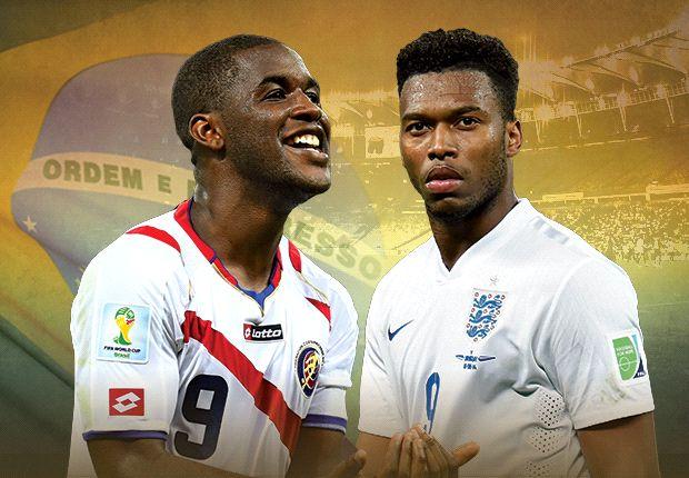 Match Highlights: Costa Rica 0-0 England