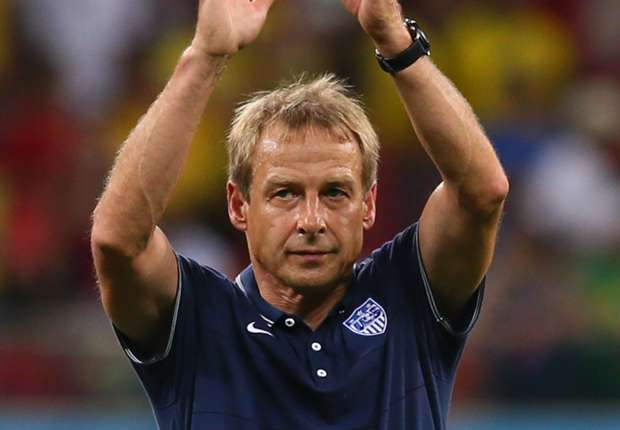 Germany still reaping the rewards of the Klinsmann era