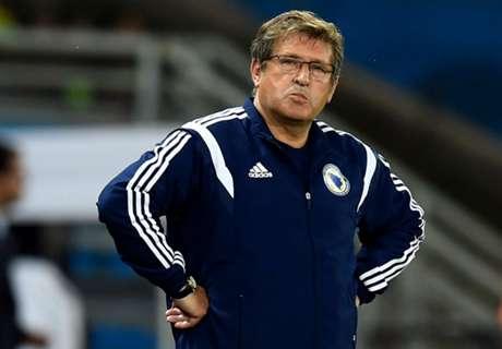 Bosnien entlässt Trainer Susic