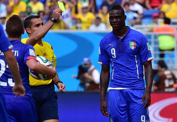 'Balotelli wouldn't play for Italy if he were white'