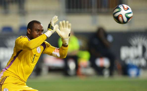 Erico: Enyeama's absence a wake-up call