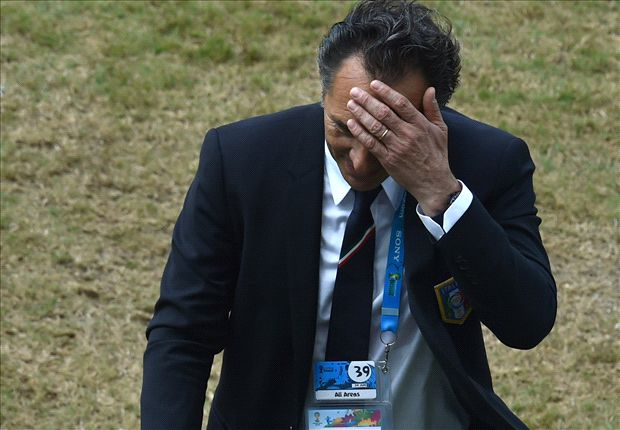 Prandelli submits resignation from Italy post