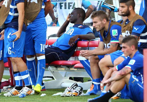 Disastro Italia ai Mondiali