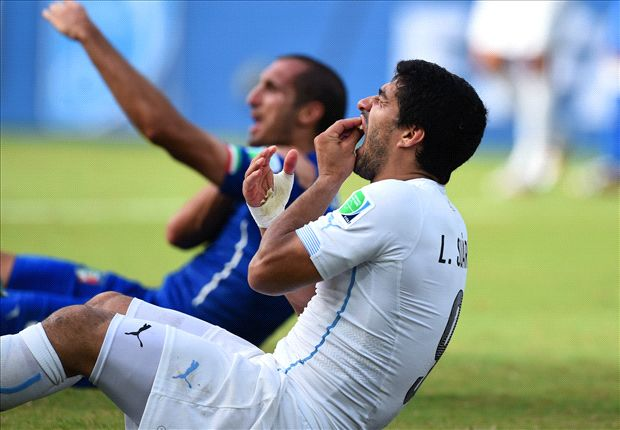 Fifa opens disciplinary proceedings after Suarez bite incident