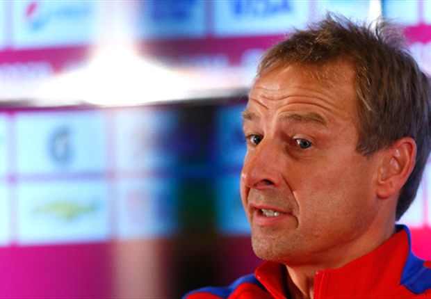 Klinsmann: USA fans key to securing qualification against Germany