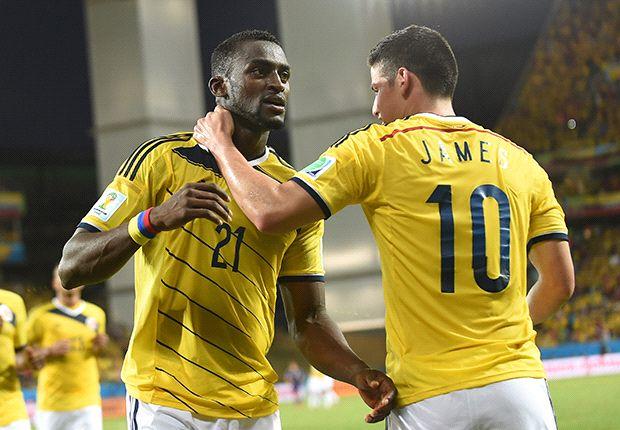 Japón 1-4 Colombia: Jackson Martínez afina puntería pensando en Uruguay