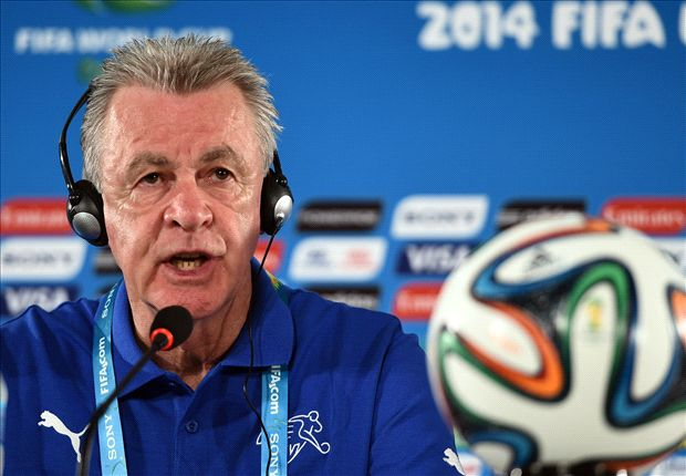 I don't think Argentina will end my career - Hitzfeld