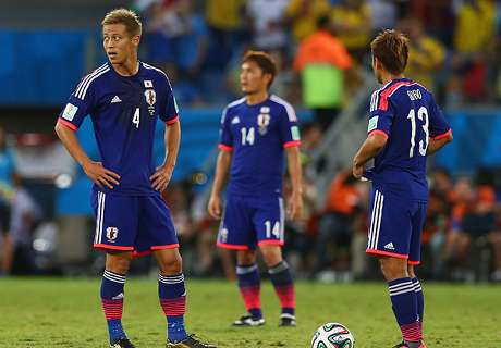 Laporan Pertandingan: Jepang 2-2 Venezuela