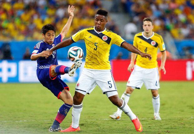 Carlos Carbonero estuvo en el Mundial junto a su Selección