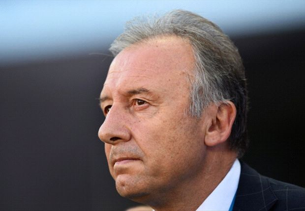 Zaccheroni resigns as Japan boss after World Cup exit