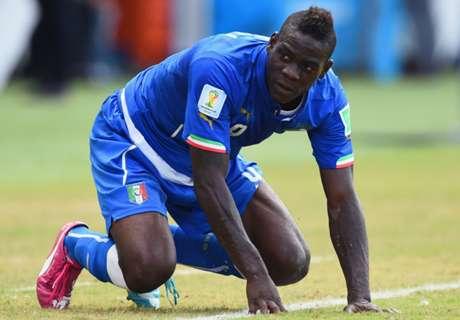 'Balotelli infuriates me' - Camoranesi