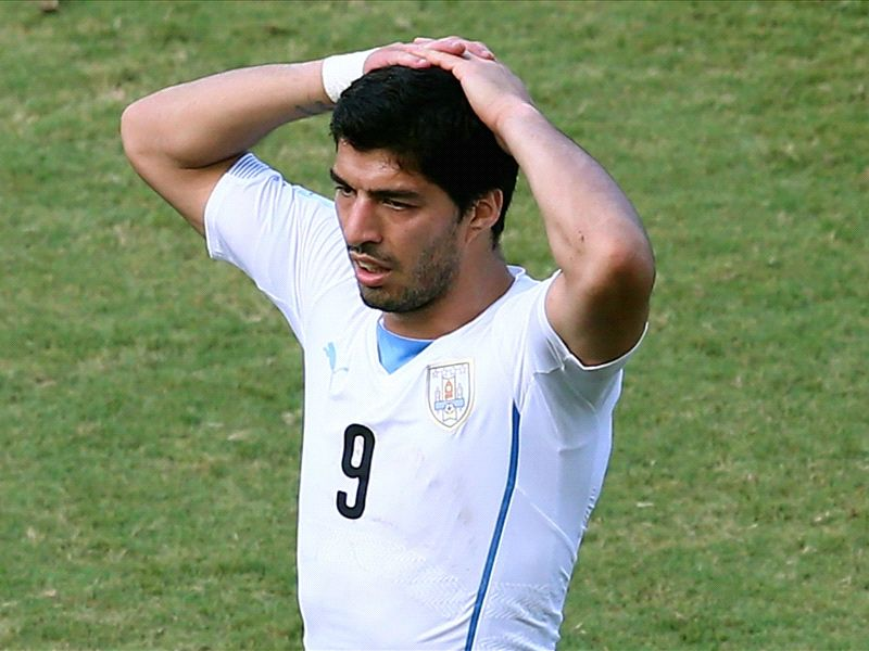Lugano: British press target Suarez to sell stories