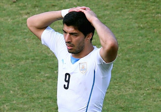 Fifa: Luis Suarez can NOT train with his club during ban