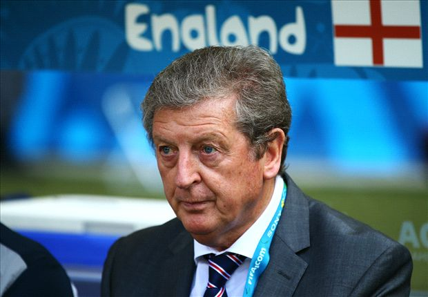 'I'm not a quitter,' insists England boss Hodgson