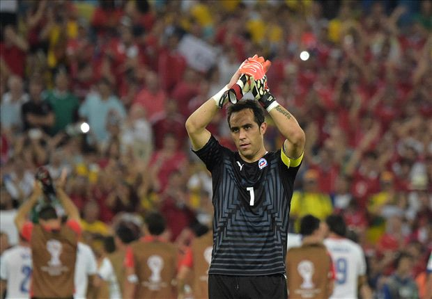 Bravo: Chance to knock out Brazil a 'tremendous opportunity' for Chile