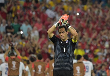 Bravo seeks historic Brazil win