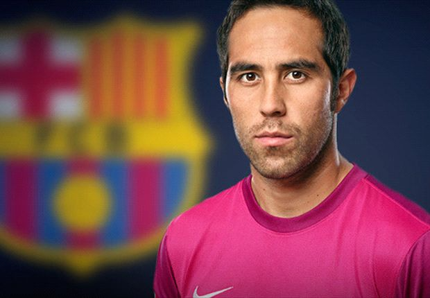 A born leader who once scored a free kick - Claudio Bravo a smart signing for Barcelona