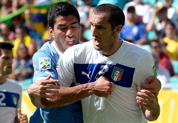 Adidas 'fully support' Suarez ban