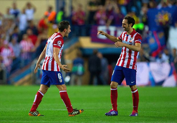Koke and Juanfran extend Atletico deals