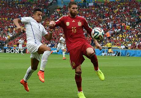 Ramos pulls out of Spain squad