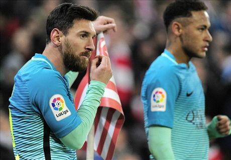 Barca ditch 4-3-3 in tactical revolution