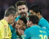 Pique accuses refs of Madrid bias