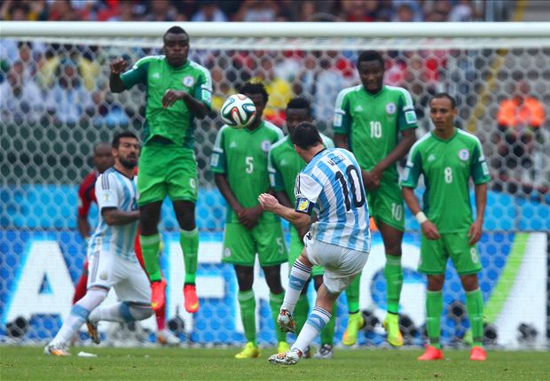 Nigeria 2-3 Argentina: Messi soars against Super Eagles