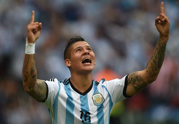 Southampton move for Argentina ace Rojo