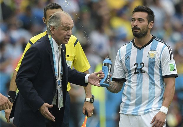 Lavezzi - the symbol not sexy enough for Sabella