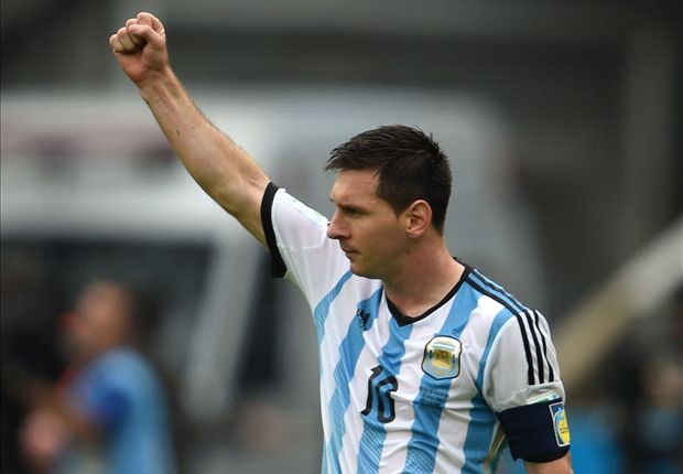 Messi: Argentina doesn't depend on me