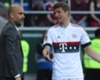 Muller unsurprised by Pep struggles