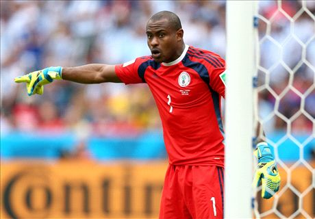 Enyeama the only Nigerian in Goal 50