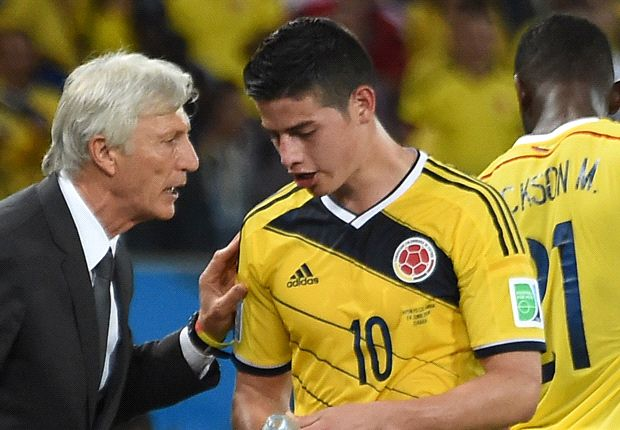 Pekerman: 2014 will be James' World Cup