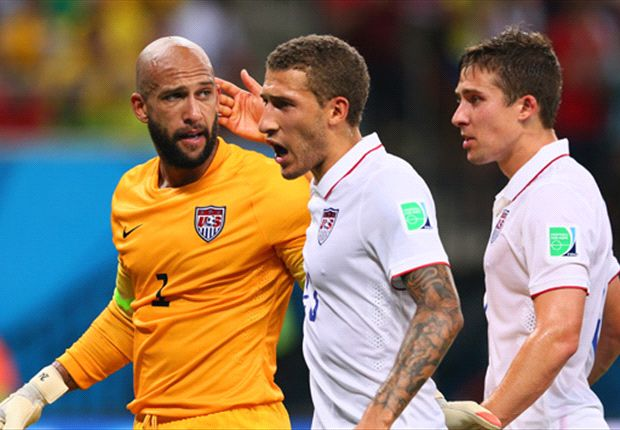 U.S. should park the bus against Germany in World Cup Group G finale