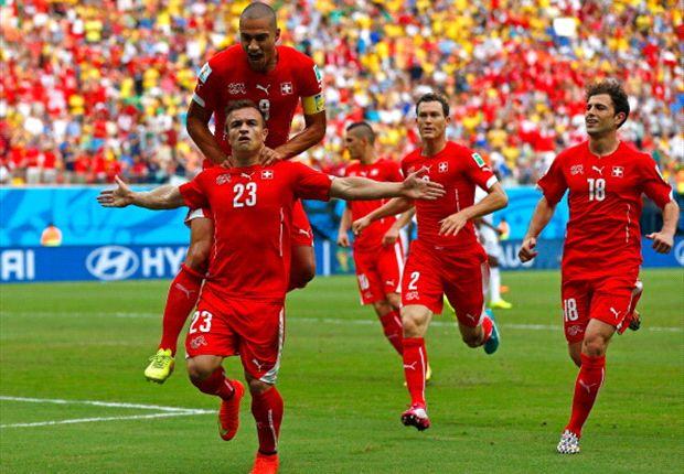 Hitzfeld: Shaqiri can shine in midfield for Switzerland