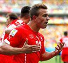 Résumé de match, Honduras-Suisse (0-3)