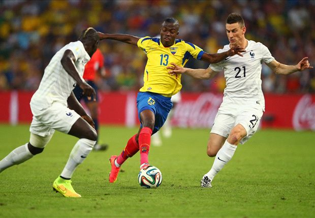 West Ham new-boy Enner Valencia granted work permit