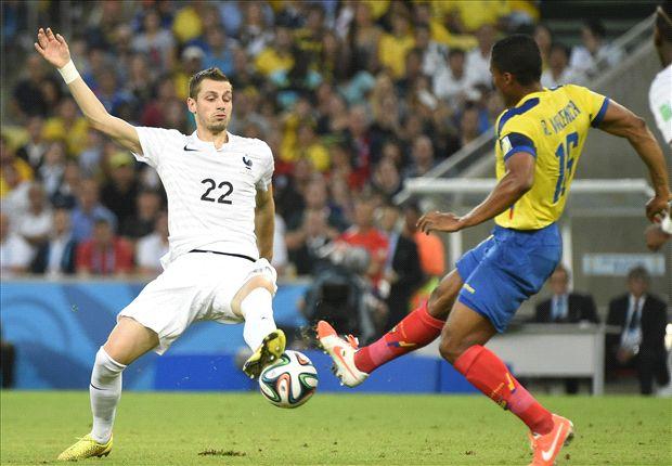 France will deal with World Cup pressure - Schneiderlin