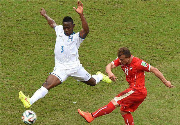 Honduras 0-3 Switzerland: Stunning Shaqiri hat-trick seals last-16 spot