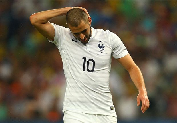 Benzema: France frustrated but proud of progression