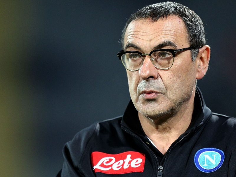Naples, Sarri fulmine contre la CAN