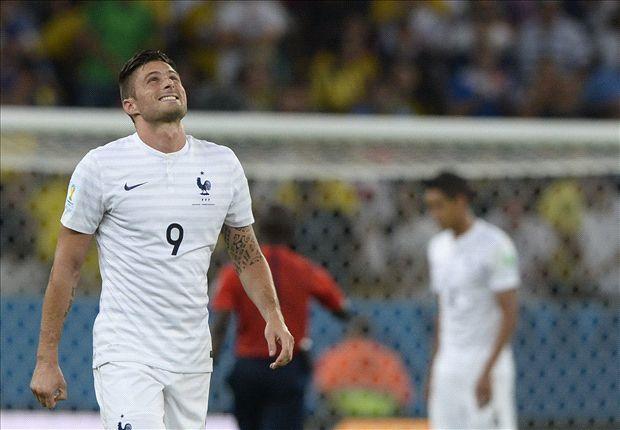 Ecuador stalemate won't spoil my joy - Deschamps