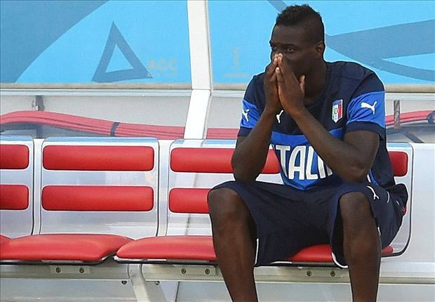 Galliani: Balotelli not to blame for Italy exit and will stay at AC Milan