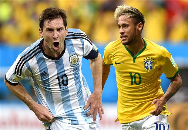 Neymar will reach Messi's level, says Thiago Silva