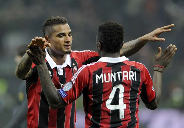 Ghana's Muntari, Boateng sent home from World Cup
