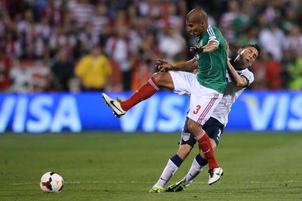 Reports: Salcido to replace suspended Vazquez for Mexico v. Netherlands