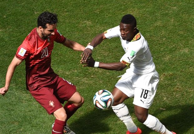Missed opportunity for Ghana to banish 2010 World Cup heartbreak